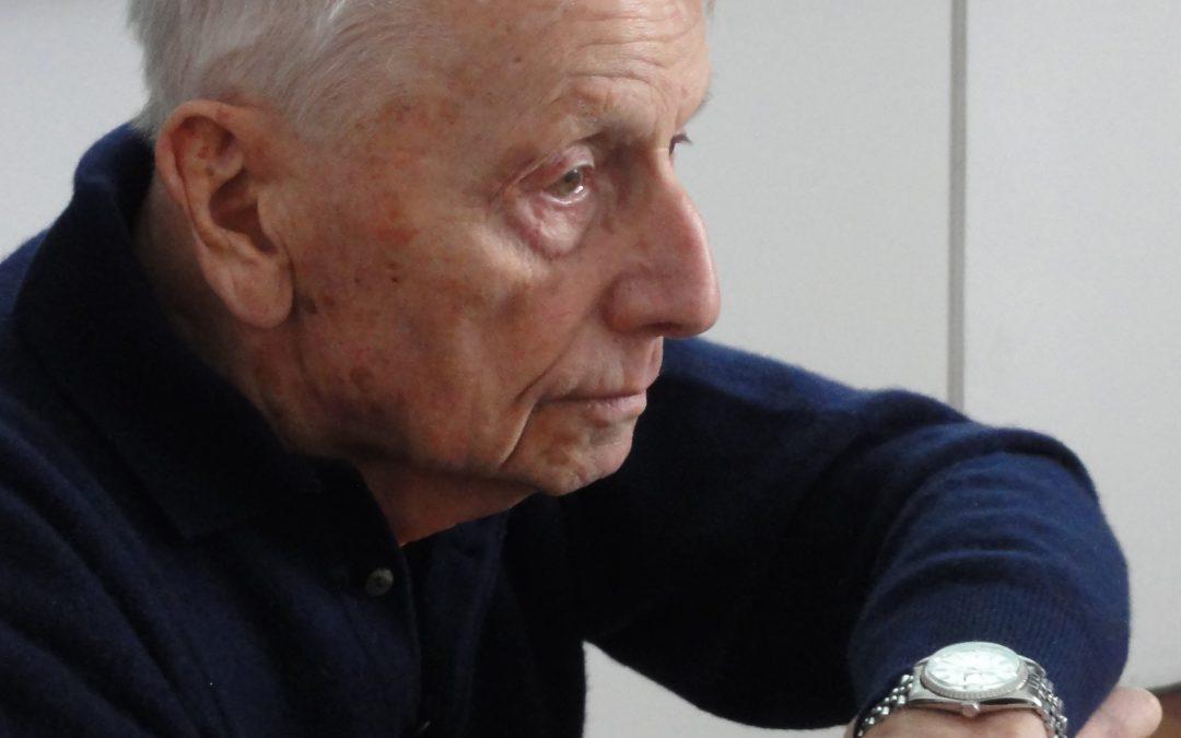 In memoriam HARRY GLÜCK – an obit