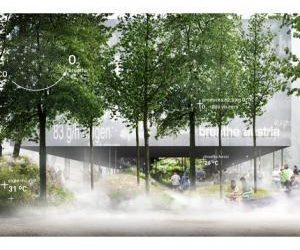 URBAN WOODS – a Lesson by Milan World Expo 2015