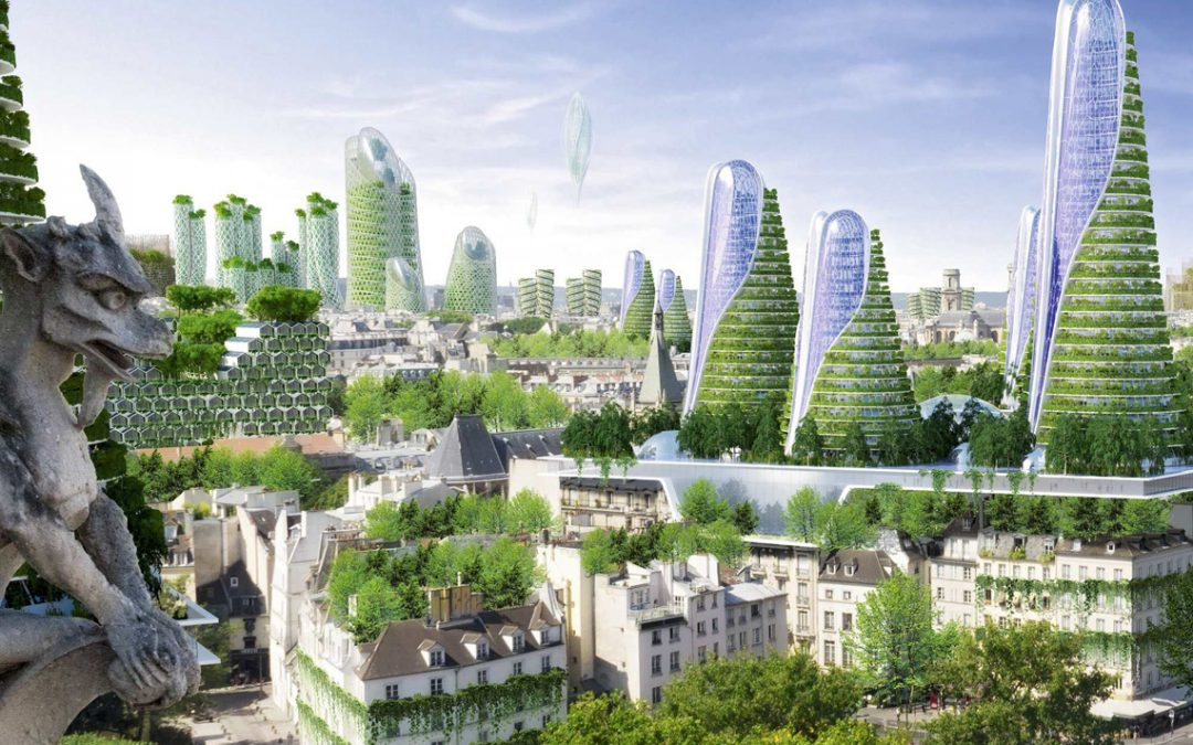 GREEN EMOTION …. DREAM AND REALITY OF MAD. Ma Yansong and his philosophy about city and nature