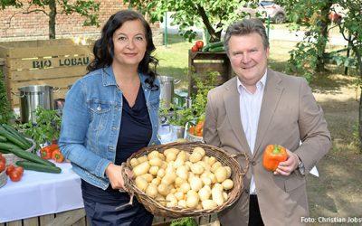 Die Gemeinde Wien betreibt 'Urban Farming'