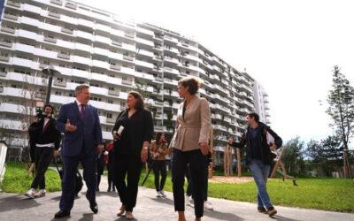 Wien ist Musterstadt des sozialen Wohnbaus